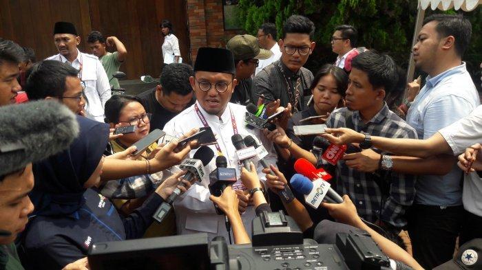 Dahnil Anzar Simanjuntak Kini Jadi Jubir Menteri Pertahanan