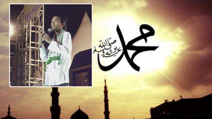 Ustaz Abdul Somad Jelaskan Hukum Merayakan Maulid Nabi - UAS Beberkan 3 Dalil Ini