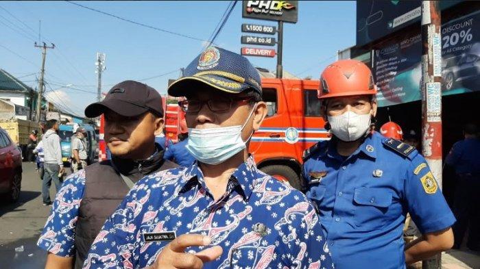 Pemilik Tempat Usaha di Kabupaten Bogor Wajib Memiliki Apar