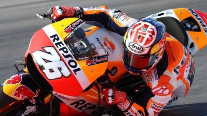 Repsol Honda Bertekad Manfaatkan Sesi Tes Resmi MotoGP di Misano