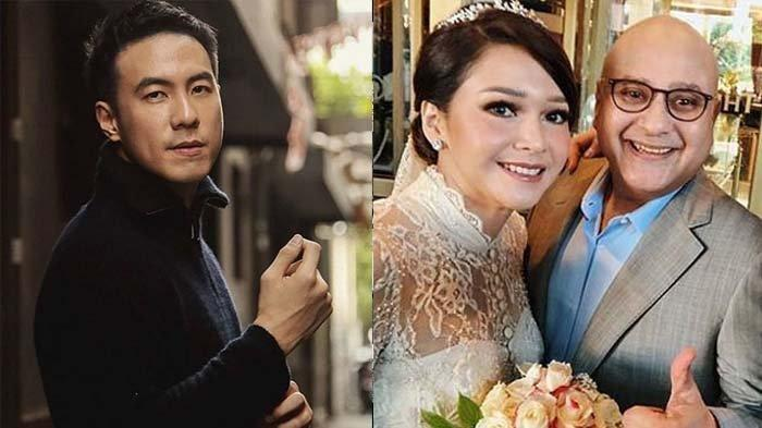 Ogah Kalah dari Maia Estianty, Daniel Mananta Pamer Akrab Bareng Irwan Mussry: Untung Gak Dikawinin