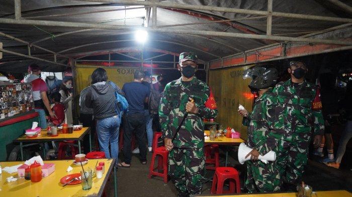 Cari Pelanggar PKKM, Jenderal TNI Temukan Puluhan Warga Tak Pakai Masker