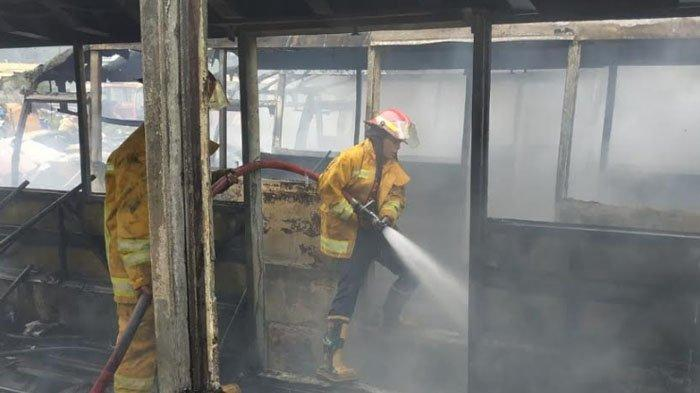 Hut Ke-102 Damkar, Ini Cerita Danru Damkar Sektor Ciomas