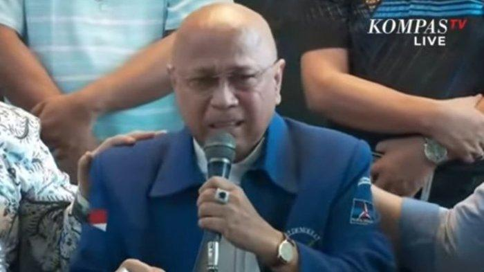 Darmizal Nangis Menyesal Pernah Dukung SBY, Demokrat : Jangan Baper, Ini Bukan Sinetron Korea