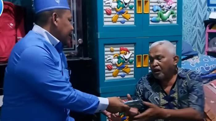 Imbas Viral Dimarahin Baim Wong, Kakek Suhut Ketiban Rezeki Nomplok dari Pengusaha Kaya hingga Artis