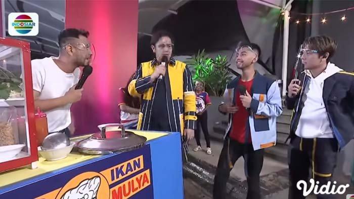 Tukar Nasib, Dimas Ahmad Syuting di Televisi, Raffi Ahmad Jualan Bakso Ikan : Rezeki Bisa Kegeser