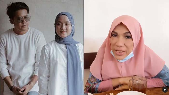 Soroti Kasus Perselingkuhan, Dorce Gamalama Beri Nasihat Bijak untuk Nissa Sabyan : Demi Anak-anak