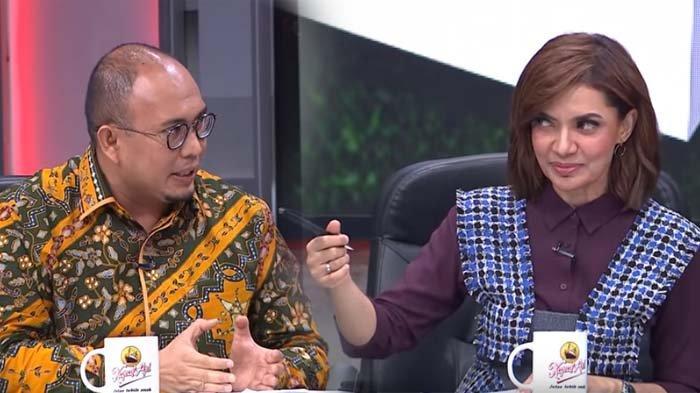 Balas Kritik Najwa Shihab, Andre Rosiade Tuding Mba Nana Dapat Untung dari Proyek Kartu Prakerja