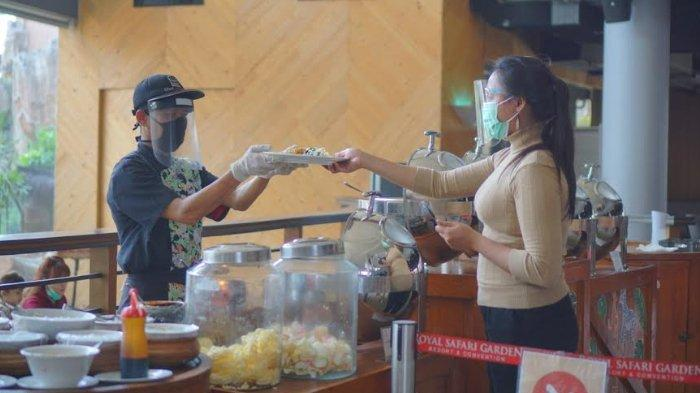Selama PSBB Pra AKB, Restoran De Savanna di Bogor Batasi Pengunjung