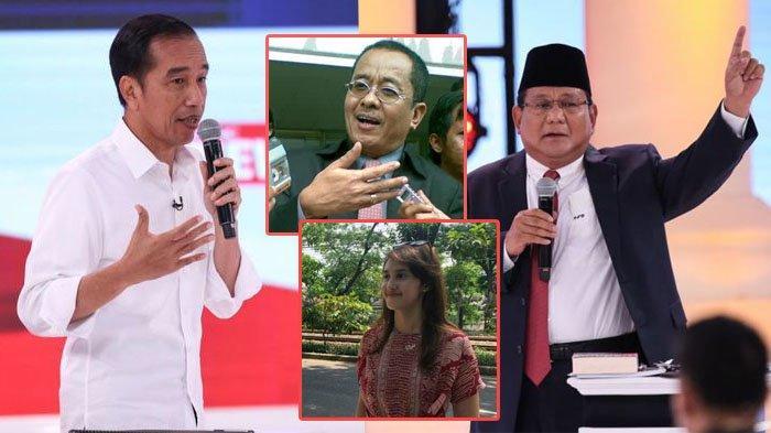 Said Didu Sebut Pertanyaan Unicorn Jokowi Jebakan, Tsamara: Prabowo Gak Tahu Kok Salahin yang Nanya?