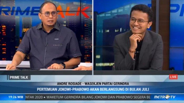 Gerindra Ngaku Berjasa Pada Kader PAN yang Dipenjara, Faldo : Bang Andre Aja Sekarang Lagi Dibully