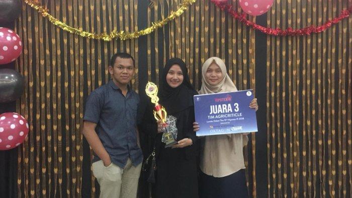 Bersaing dengan UI dan Unair, Mahasiswa IPB Raih Juara 3 Debat Ekonomi Nasional