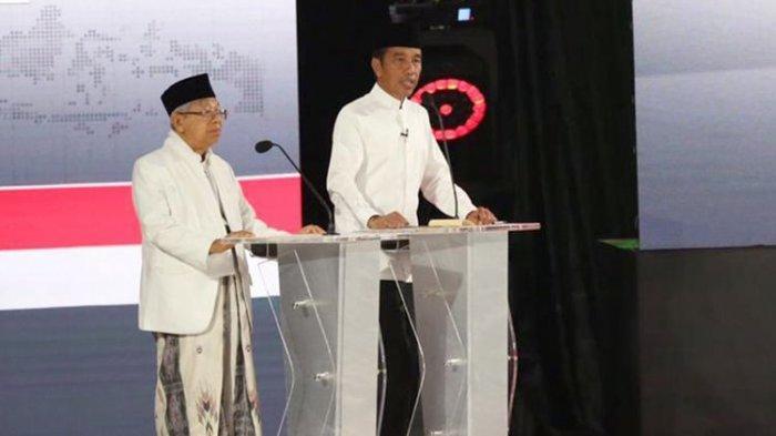 Setelah Hakim MK Ketuk Palu, Jokowi Akan Sampaikan Pidato di Kediaman Maruf Amin