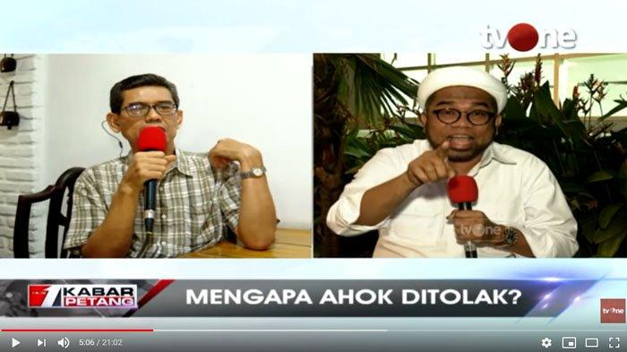 Tuding Ahok Terima Uang Sumber Waras, Marwan Batubara Ditunjuk-tunjuk hingga Dipelototi Ali Ngabalin