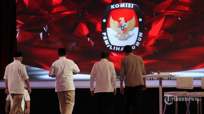 Prabowo-Sandi Soroti Pencegahan Terorisme saat Debat Capres,Jokowi: Bicara Sekarang Lupa Nanti Malam