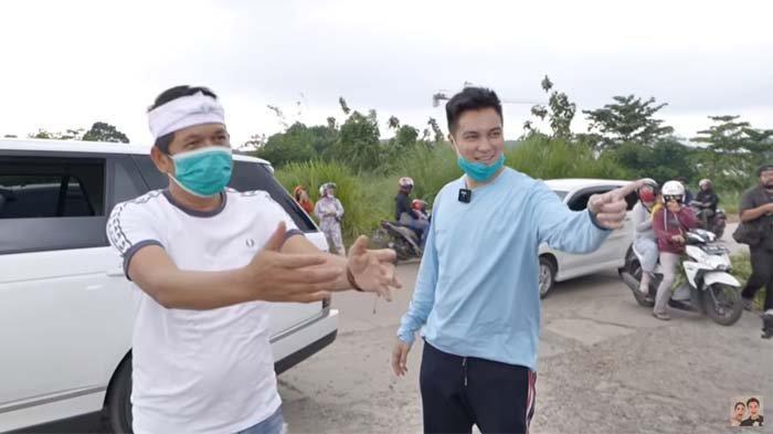 Nyasar di Pelosok Purwakarta, Baim Wong Dimarahin Pejabat Terkenal Gara-gara Lakukan Ini : Ampun !