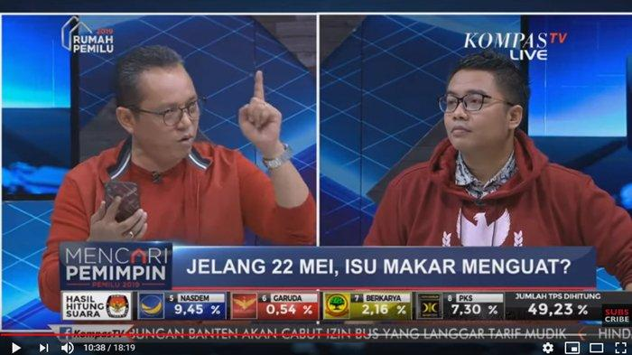 BPN Sebut Sudah Lihat Gelagat Tidak Baik di Pemilu 2019, PDIP: Kasihan Masih Muda Sudah Belajar Nipu
