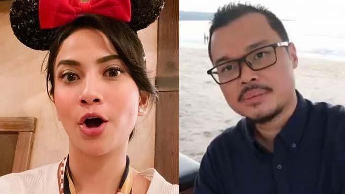 Diminta Klarifikasi oleh Dedy Susanto soal Chat, Vanessa Angel Tantang Balik : Paduka Yuk Ketemu !