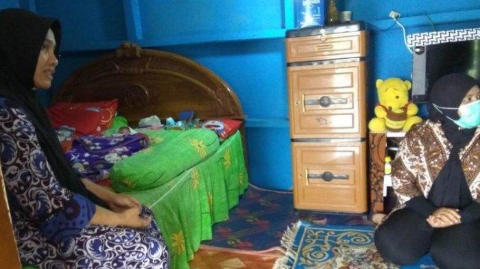 Cerita Ibu di Ciamis Melahirkan Saat Buang Air, Awalnya Merasa Sakit Perut : Ini Anak Ketiga