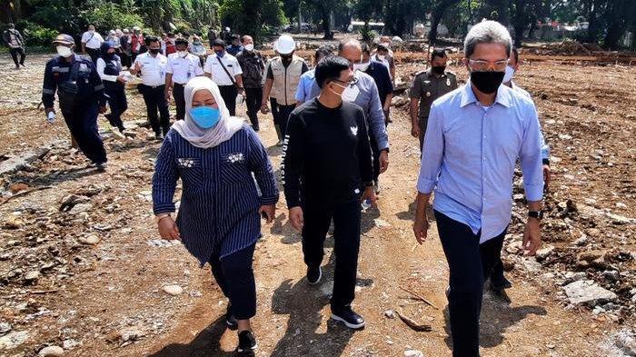 Alun - Alun Kota Bogor Terintegrasi Stasiun Bogor, Dedie A Rachim Minta Selaraskan Konsep Heritage