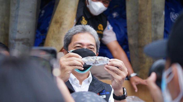 Kota Bogor Salurkan 5 Ton Ikan Kembung Bantuan KKP untuk Warga Isoman