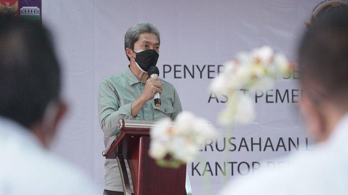 Inventarisasi Aset, Pemkot Bogor Kembalikan 716 Tanah Negara ke Pemerintah