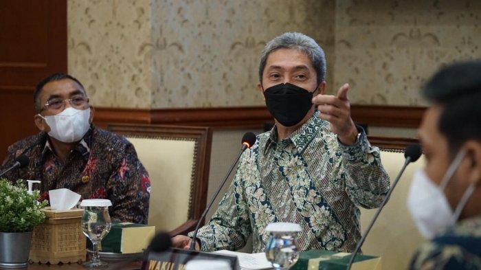 Terima Kunjungan Kerja Anggota DPRD DKI, Wakil Wali Kota Bogor Siap Kolaborasi Atasi Banjir