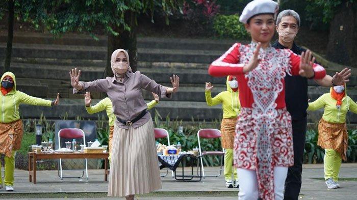 Senam Bogor Berlari Jadi Ikon Baru Kota Bogor, Dedie A Rachim: Nanti Kita Masuk ke Dunia Pendidikan