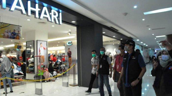 Antisipasi Jumlah Pengunjung, Dedie Rachim Tinjau Prokes di Lippo Plaza Ekalokasari Bogor