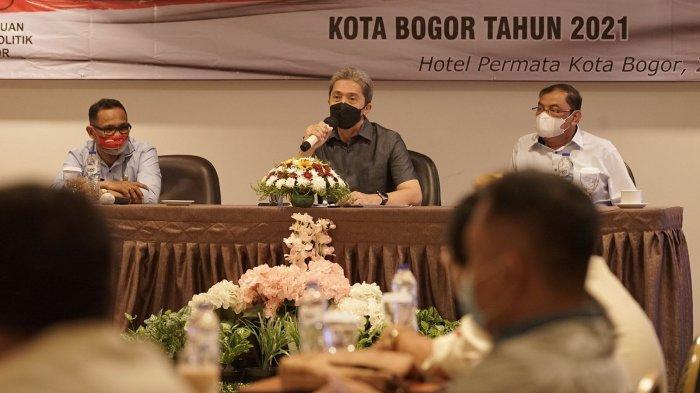 Buka Penguatan Kapasitas FPK, Dedie A Rachim Sampaikan Pesan Toleransi : Meredam Potensi Konflik
