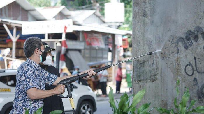 Jadikan Kota Bogor Bebas dari Coretan, Dedie A Rachim Bakal Gandeng Seniman Grafiti