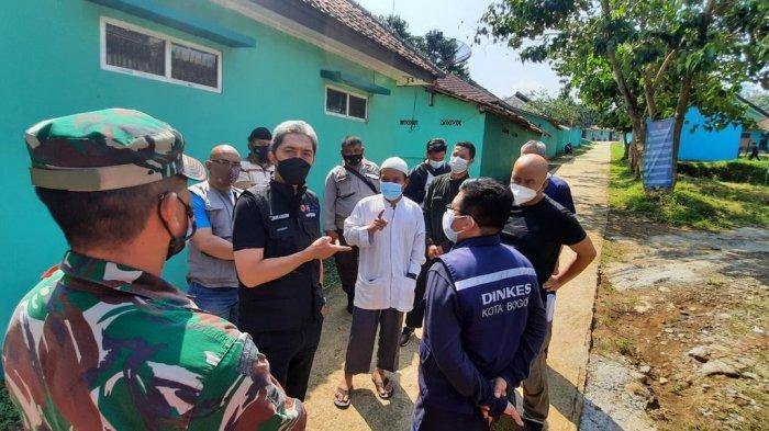 Alhamdulilah, 59 Orang Klaster Ponpes Bina Madani Kota Bogor Sembuh, 34 Pasien Masih Dirawat