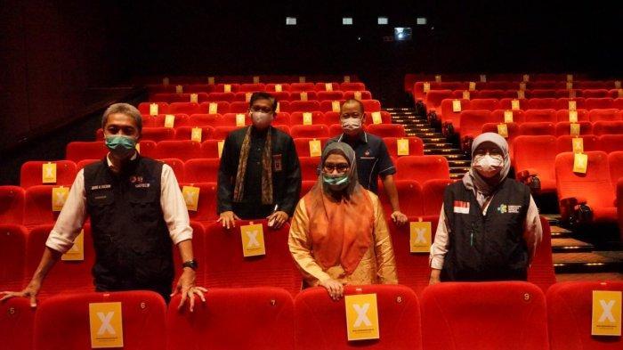 Bioskop di Kota Bogor Mulai Beroperasi, Wakil Wali Kota Ingatkan Jangan Muncul Klaster Baru
