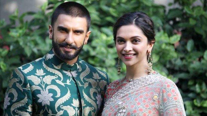 Deepika Padukone dan Ranveer Singh