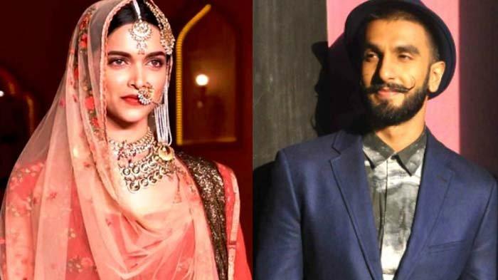 Berawal Cinlok di Film Akhirnya Menikah, Ini Tanggal Pernikahan Deepika Padukone, Pemeran Padmaavat