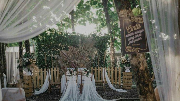 Tawarkan Konsep Nuansa Rustic, Nadya Wedding Beri Harga Spesial Untuk Pesta Pernikahan