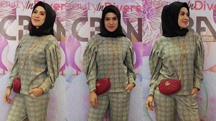 Resmi Jadi Janda Sebulan Yang Lalu Ibunda Delia Septianti Sudah Coba Jadi Istri Solehah Halaman 2 Tribunnews Bogor