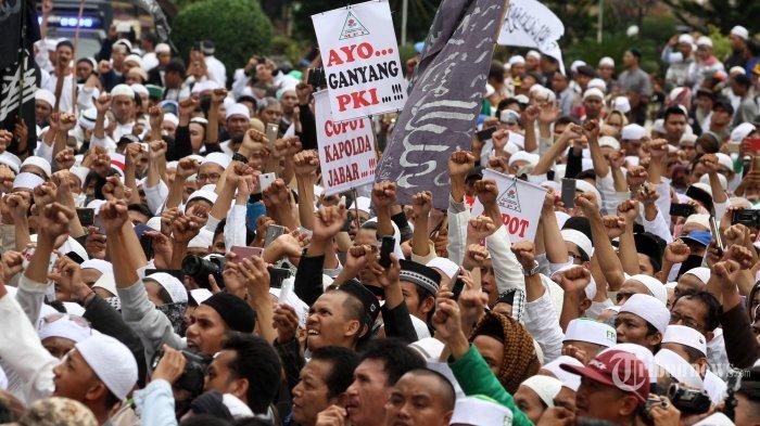 POPULER - Politisi PKB Saran FPI Jadi Partai Politik : Kasihan Aja, Udah Capek Gak Dapat Apa-apa