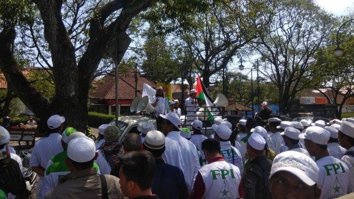 Pengurus FPI Dirikan Front Persatuan Islam, Tidak Berbadan Hukum dan Tak Didaftarkan ke Pemerintah