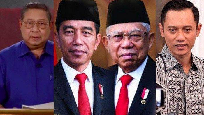 Tak Masuk Kabinet Demokrat Siapkan Pidato, AHY Harap Jokowi dan Para Menteri Dengarkan Suara Hati