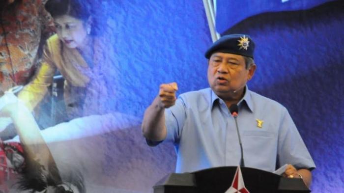 Perintah SBY ke Kader Demokrat : Dukung Jokowi-Ma'ruf Lima Tahun