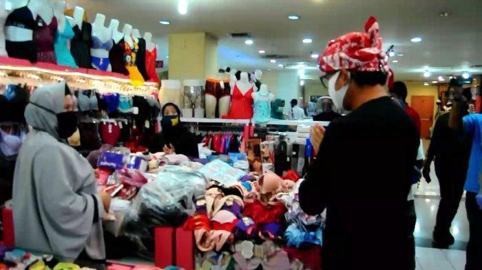 Wali Kota Bogor Sidak Masker di Dalam Mal, Penjual Pakaian Dalam Kaget Langsung Lakukan Ini