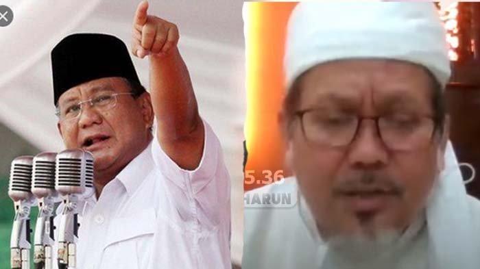 Tengku Zul Bereaksi Dengar Nama Pasangan Prabowo Jika Maju Pilpres 2024, Refly: Gak Suka Banget PDI?
