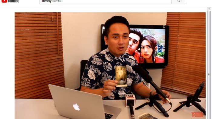 Denny Darko ramalkan hubungan Verrel Bramasta dan Natasha Wilona