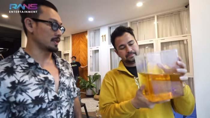 Jual Cupang Rp 5 Juta ke Raffi Ahmad, Denny Sumargo Kaget Suami Nagita Berani Bayar Harga Fantastis