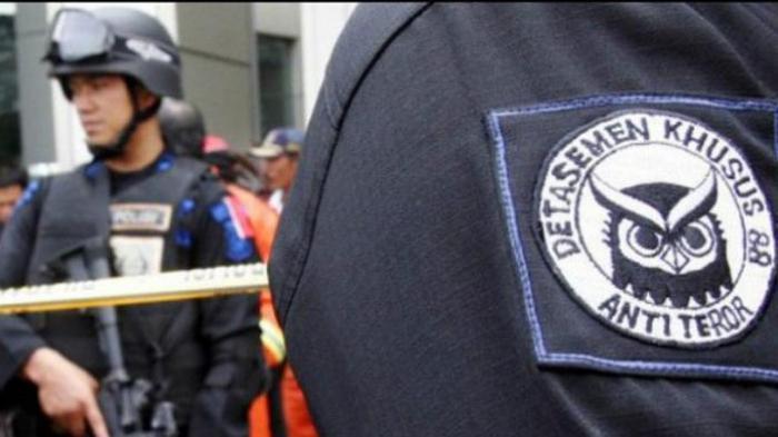 Diduga Teroris, Densus 88 Amankan Seorang Warga Asal Bantul