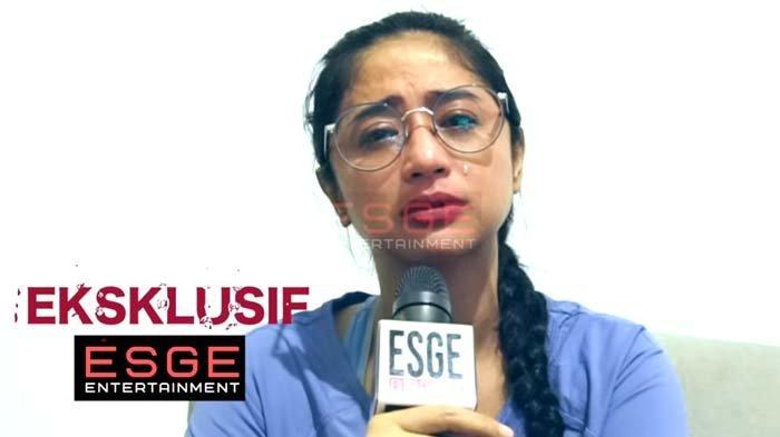 Ingin Cerai, Dewi Perssik Nangis 4 Tahun Tak Dinafkahi Suami, Angga Wijaya : Maaf Selalu Jadi Beban