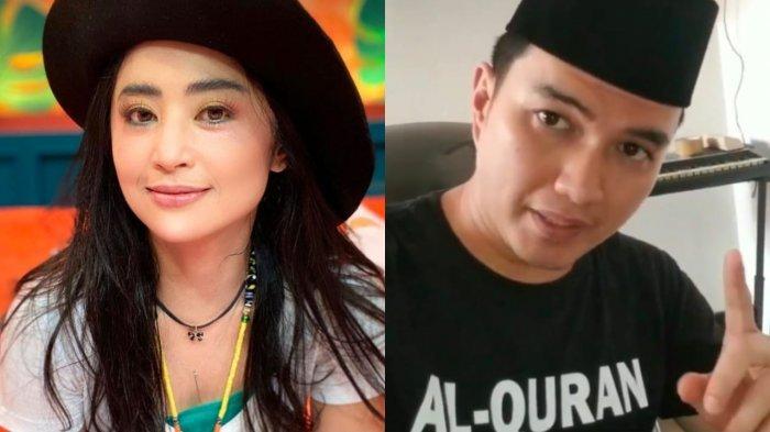 Dewi Perssik Bongkar Masa Lalu dengan Aldi Taher, Gading Marten Syok Depe Diperlakukan Begini : Wow