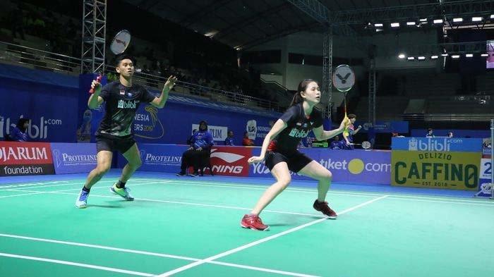 Jadwal Semifinal Indonesia Masters 2019 Hari Ini - Laga Derbi Menuju Tiket Final