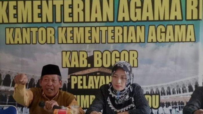 Pemberangkatan Haji 2021 Batal, Calon Jemaah Haji Kabupaten Bogor Diminta Tidak Khawatir